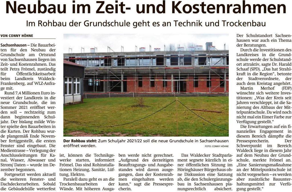 2020-01-27-WLZ-Neubau-im-Kostenrahmen-GS
