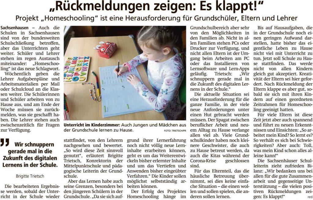 2020-04-04-WLZ-Projekt-Homeschooling