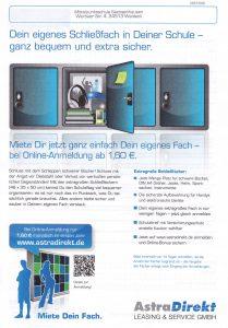 Schliessfaecher Info